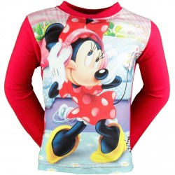 T SHIRT DISNEY MINNIE ROUGE