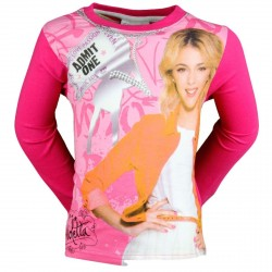 T SHIRT DISNEY VIOLETTA ROSE