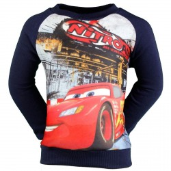 PULL / SWEAT SHIRT DISNEY CARS NOIR