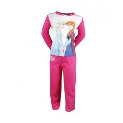 PYJAMA DISNEY LA REINE DES NEIGES ROSE