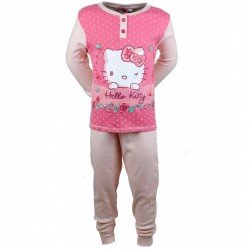 PYJAMA HELLO KITTY ROSE PALE