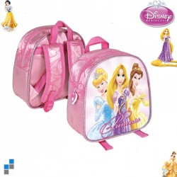 SAC A DOS DISNEY PRINCESS 21 CM