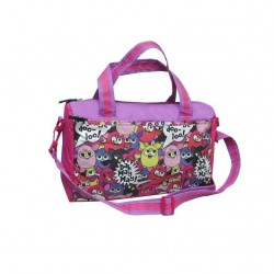 SAC A MAIN FURBY ROSE 33 CM
