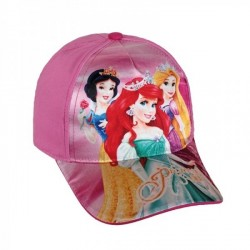 CASQUETTE DISNEY PRINCESS