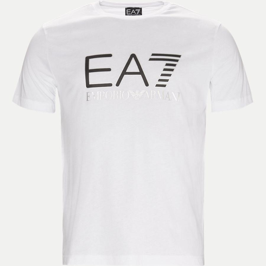 Homme Armani 3zpt36 Shirt Vêtements Pour T Blanc Ea7 XuOTPkiZ